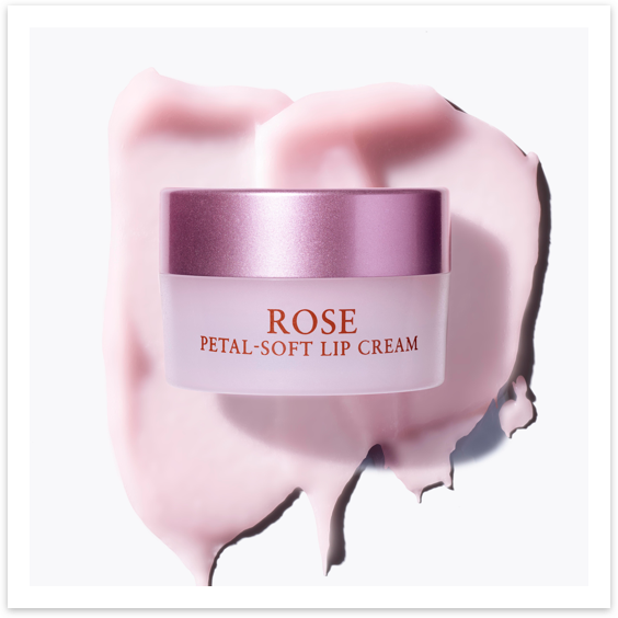 Rose Petal-Soft Lip Balm