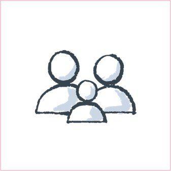 Hosting Virtual Events Icon