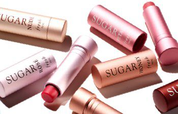 Sugar Tinted Lip Treatments in variety of shades