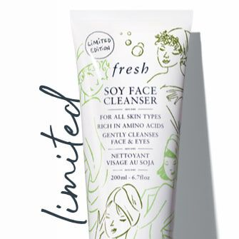 Limited Edition Soy Face Cleanser