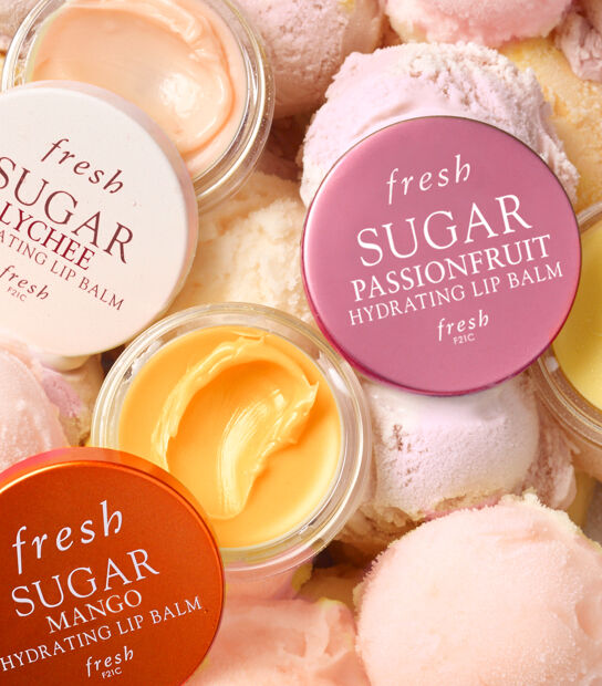 New! Sugar Hydrating Lip Balm Flavors
