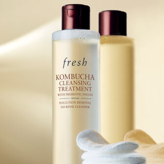 Kombucha Cleansing Treatment bottle