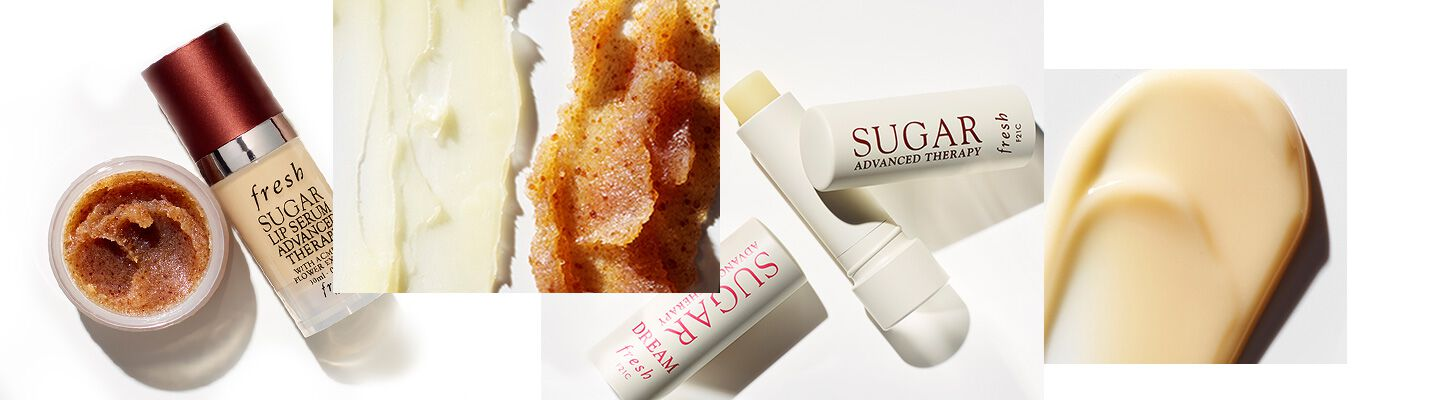 Sugar Lip Care Collection header image