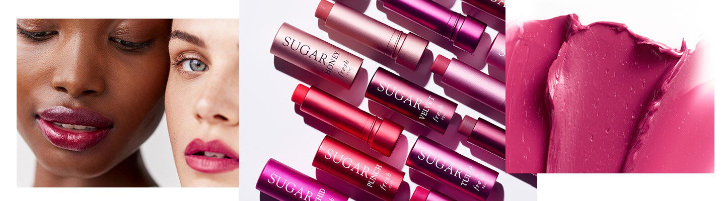 Sugar Lip Collection - header image