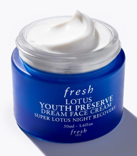 Fresh Lotus Youth Preserve Dream Face Cream