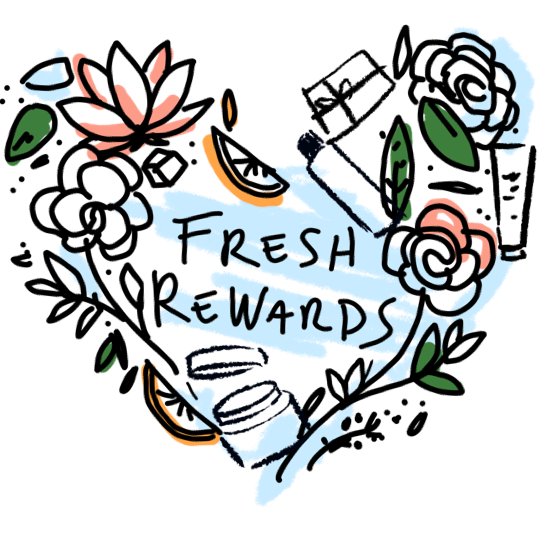 Join Fresh Rewards Image