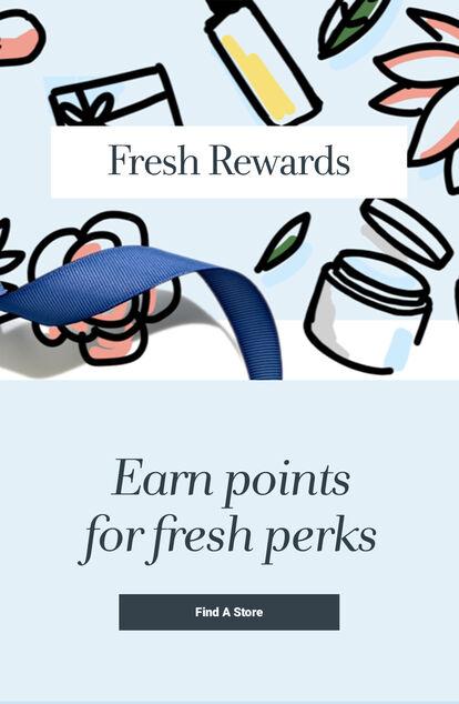 Fresh Rewards Benefits