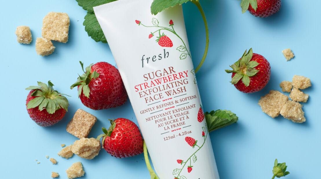 Sugar Strawberry
