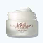 Lotus Youth Preserve Eye Cream With Super Lotus 15ml