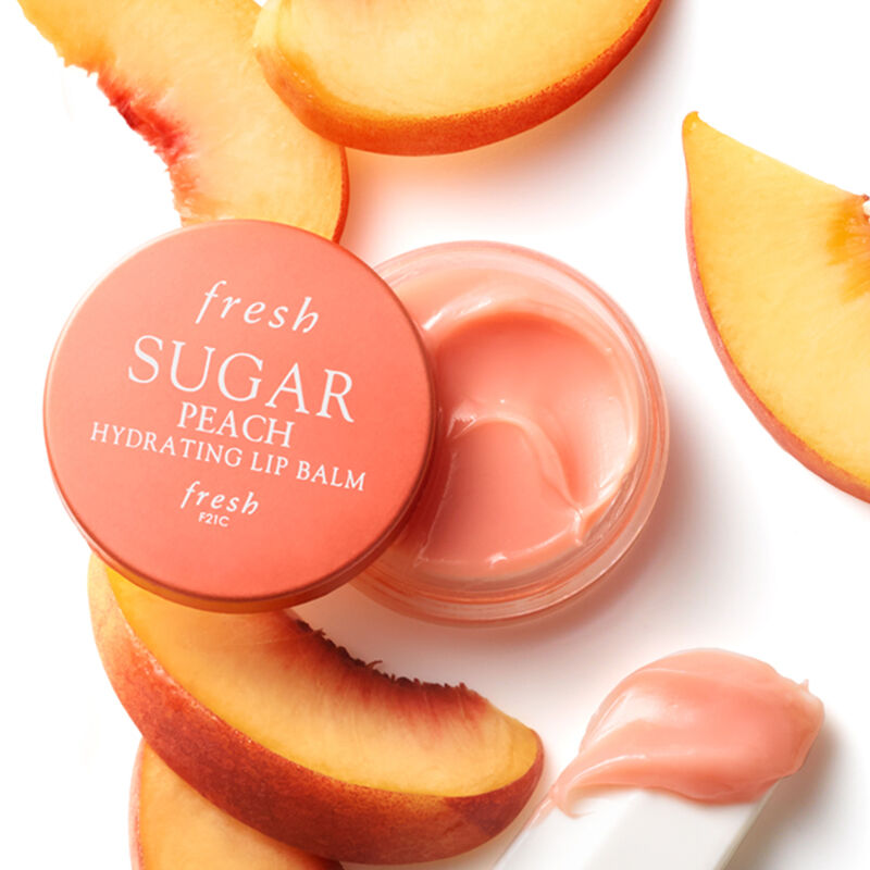 Sugar Peach Hydrating Lip Balm