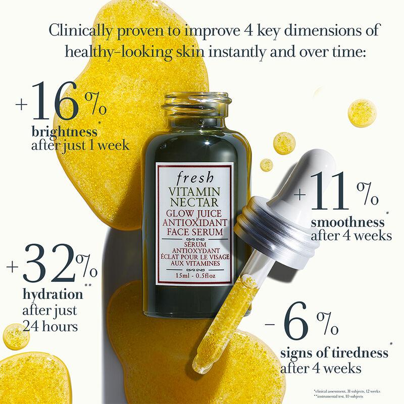 Vitamin Nectar Antioxidant Face Serum