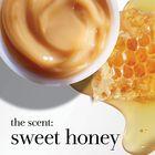 The scent: sweet honey