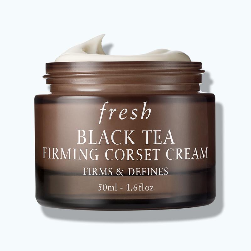 Black Tea Corset Cream Firming Moisturizer