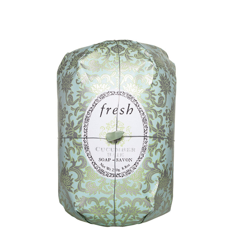 Cucumber Baie Oval Soap