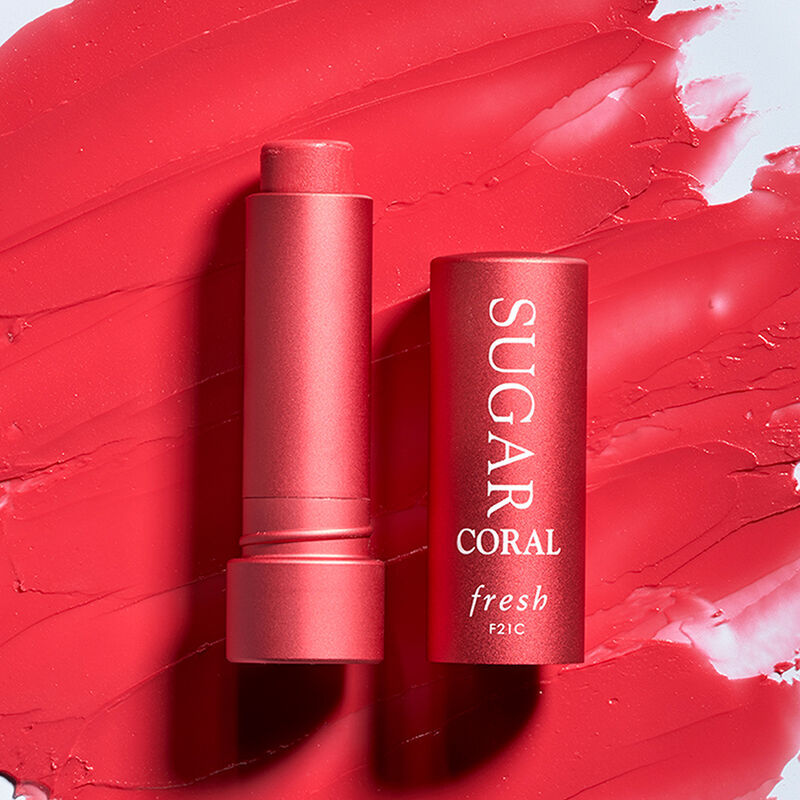 Sugar Coral Tinted Lip Treatment Sunscreen SPF 15