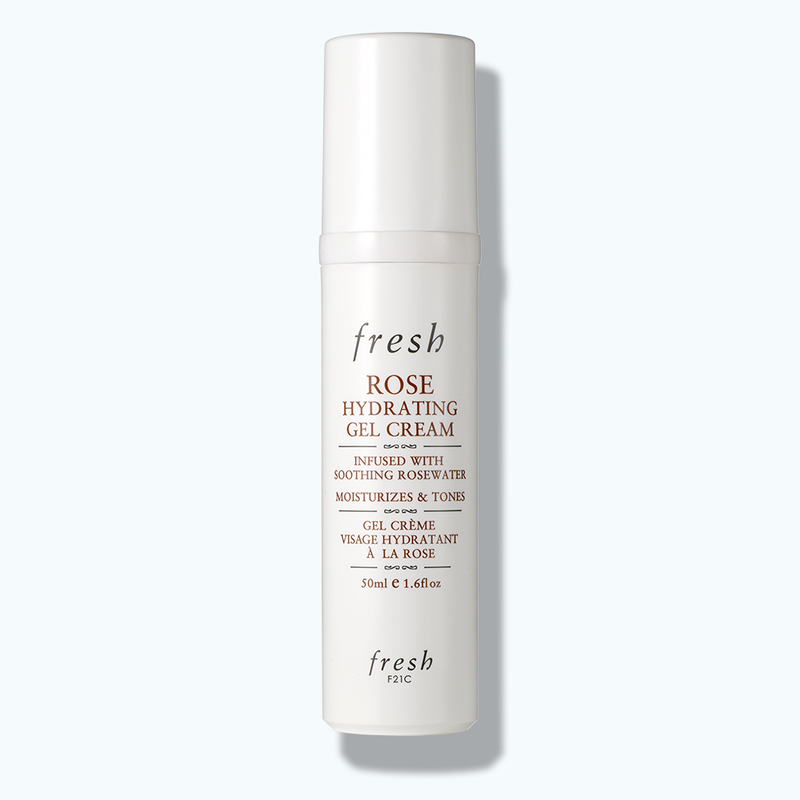 Rose Hydrating Gel Moisturizer