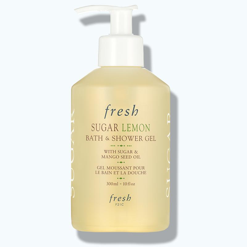 Sugar Lemon Bath & Shower Gel