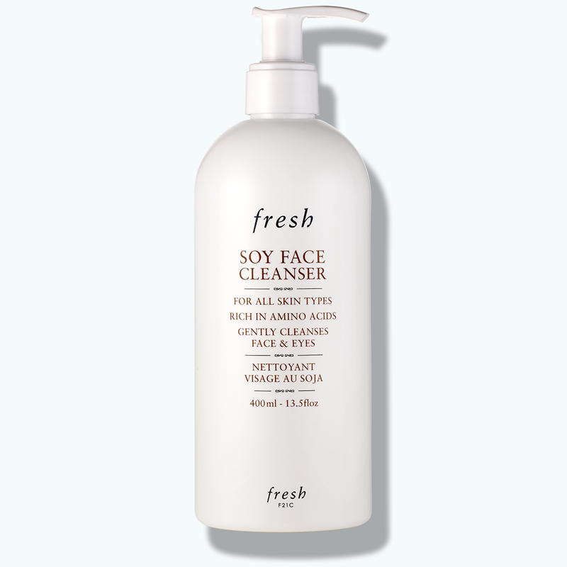 Soy Face Cleanser Jumbo Pump