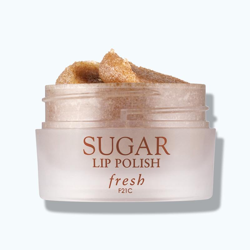 黃糖磨砂護理唇霜