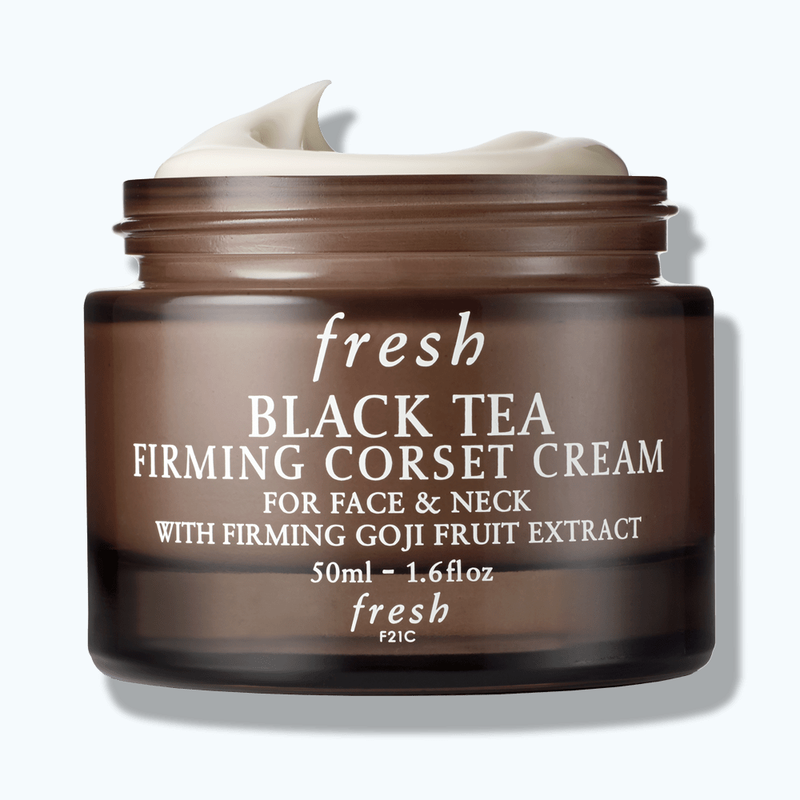 Black Tea Corset Cream Firming Moisturiser