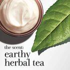 The scent: earthy herbal tea