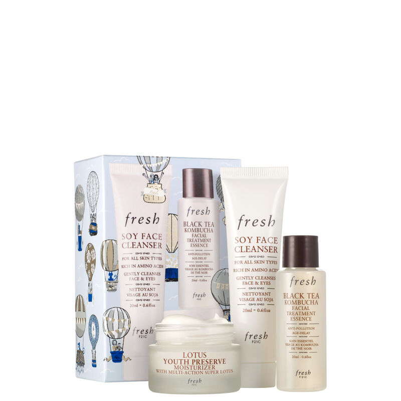 Fresh Favorites Travel Trio Gift Set