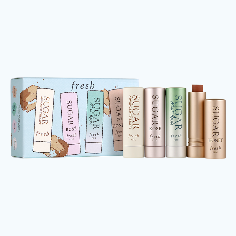 Sugar Hydrating Lip Kit