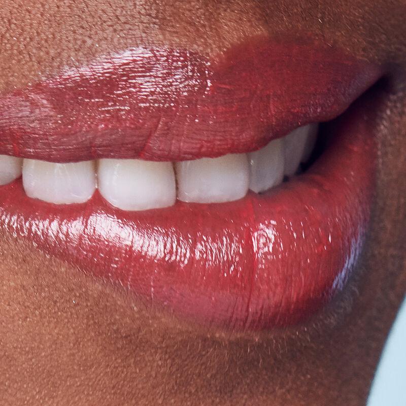 黃糖潤色護唇膏SPF15  (珊瑚橙紅)