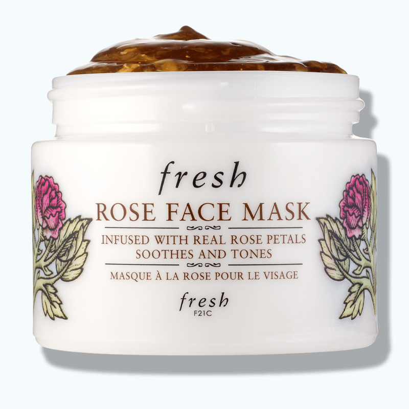 Rose Face Mask Limited Edition