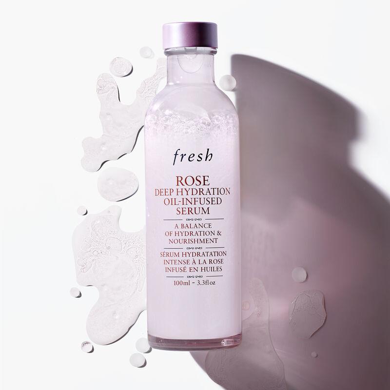 Rose Deep Hydration Oil-Infused Serum
