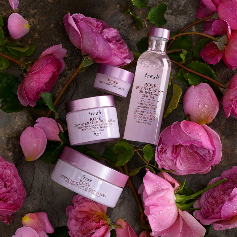 Rose Deep Hydration Petal-Soft Lip Balm
