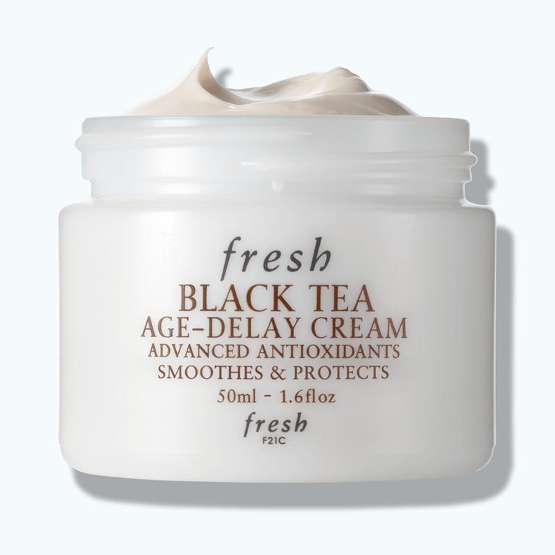 Black Tea Age-Delay Moisturizer