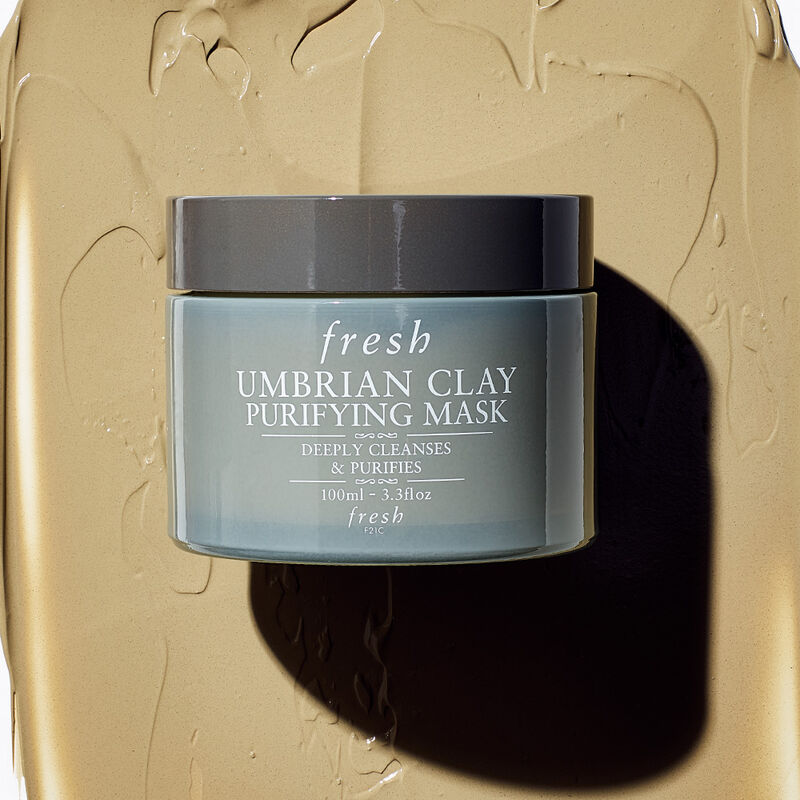 Umbrian Clay Pore Purifying Face Mask