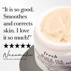 """It is so good. Soothes and corrects skin. I love it so much1"""" Five stars. Nneamaka, fresh.com customer review."""