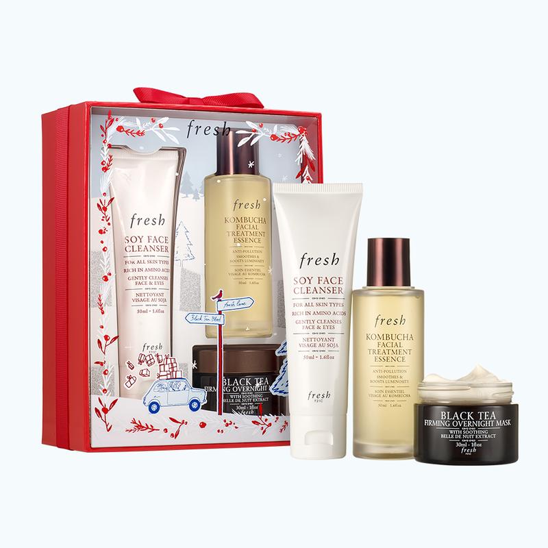 Smooth & Luminous Skincare Set