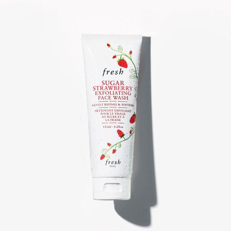 Sugar Strawberry Exfoliating Face Wash