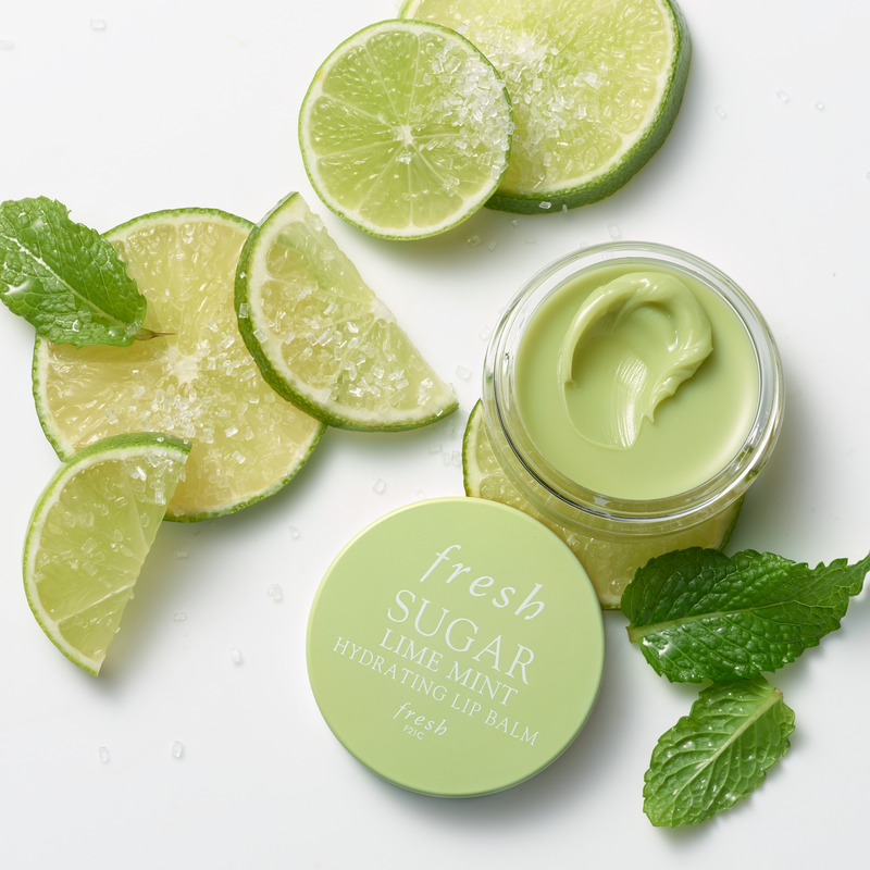 Sugar Lime Mint Hydrating Lip Balm