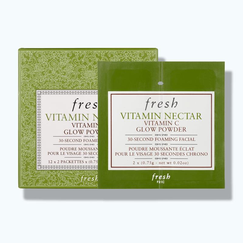 Vitamin Nectar Vitamin C Glow Powder