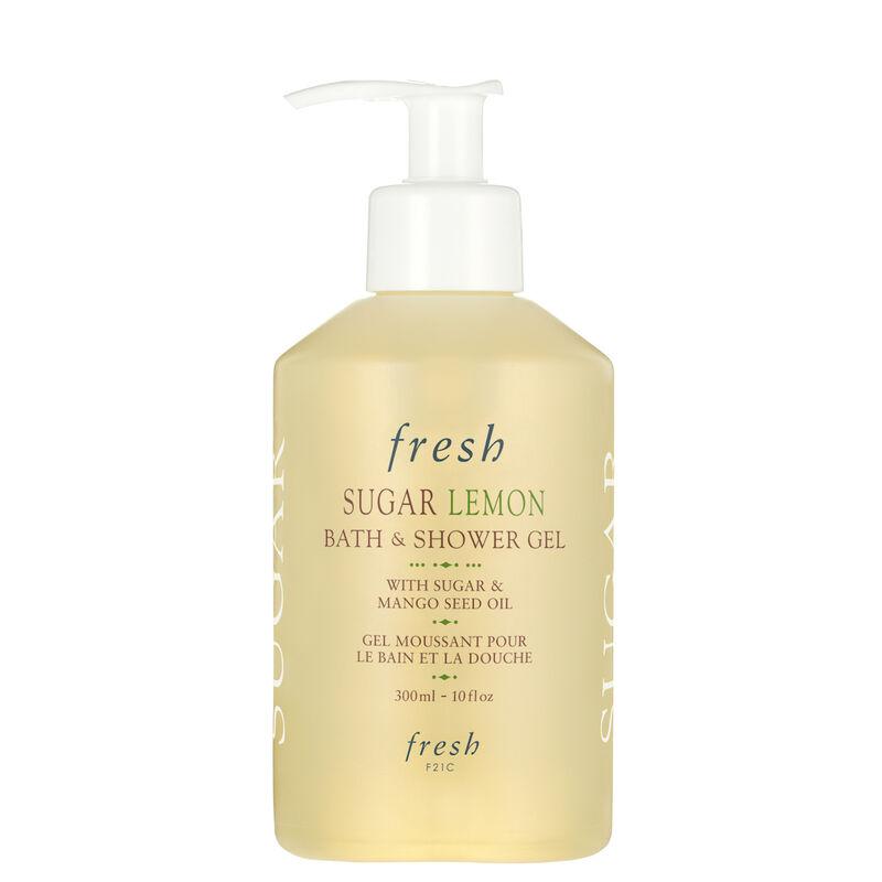 Sugar Lemon Bath & Shower Gel