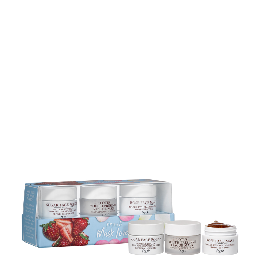 Mask Love Skincare Set