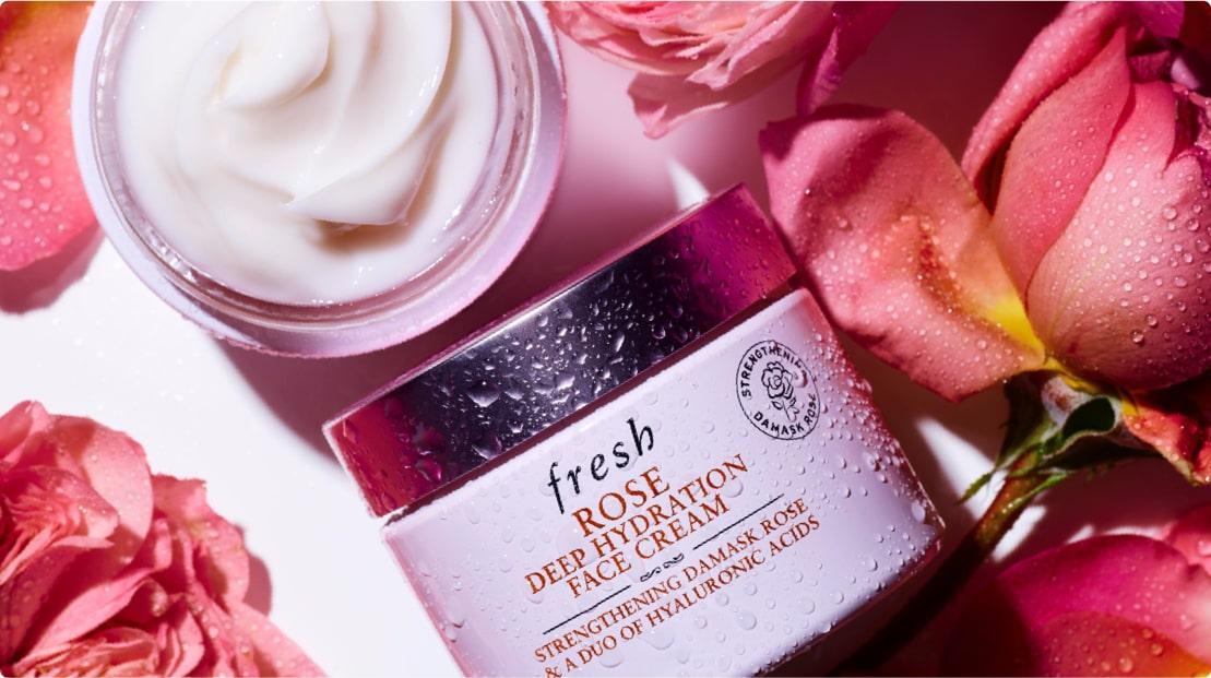 Rose Face Cream