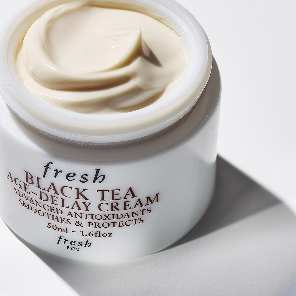 Black Tea Age-Delay Moisturizer