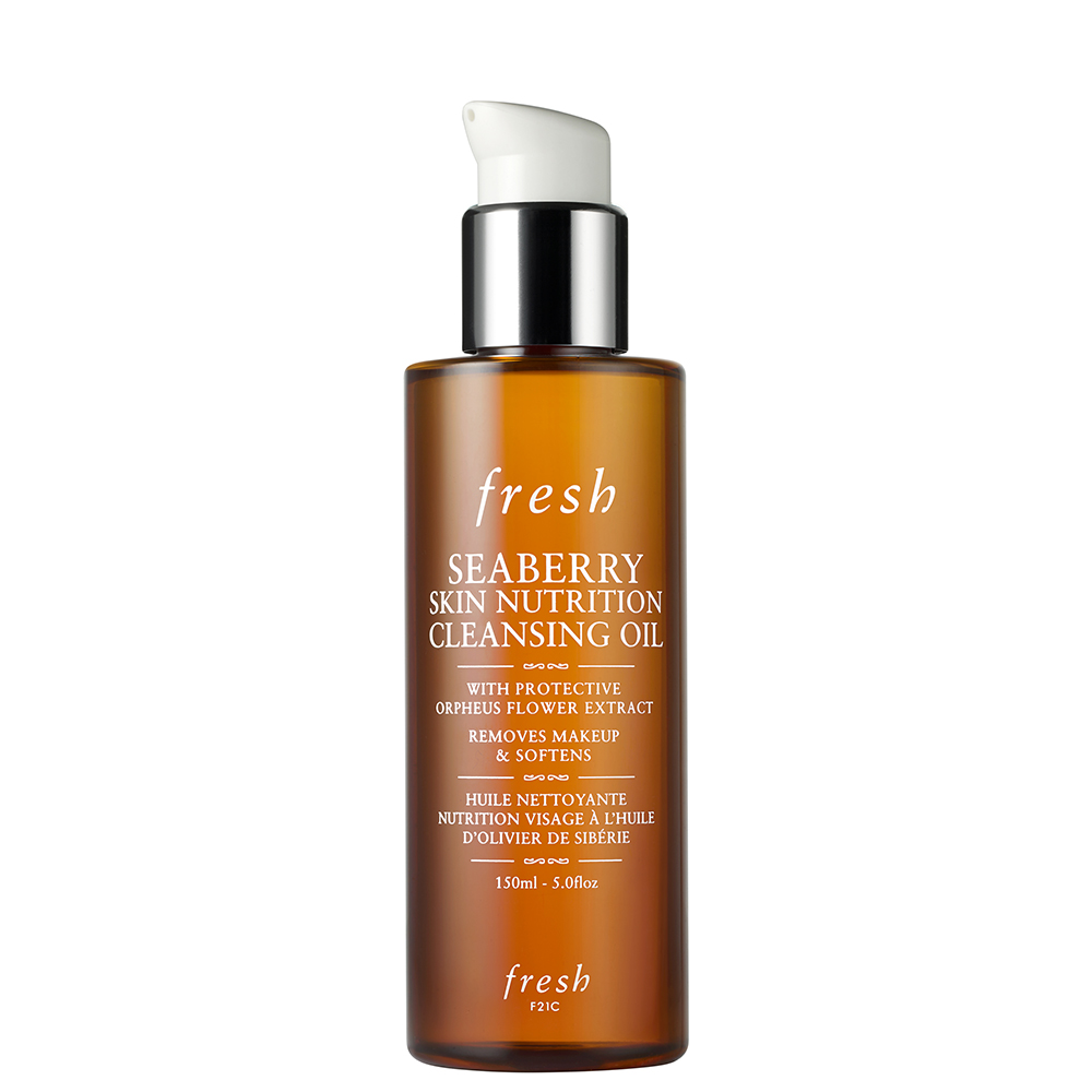 skin cleansing oil