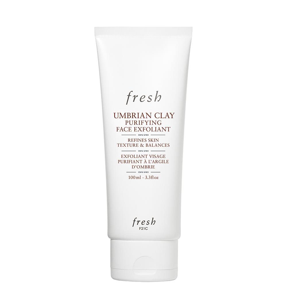 Umbrian Clay Pore Purifying Face Exfoliator | Fresh